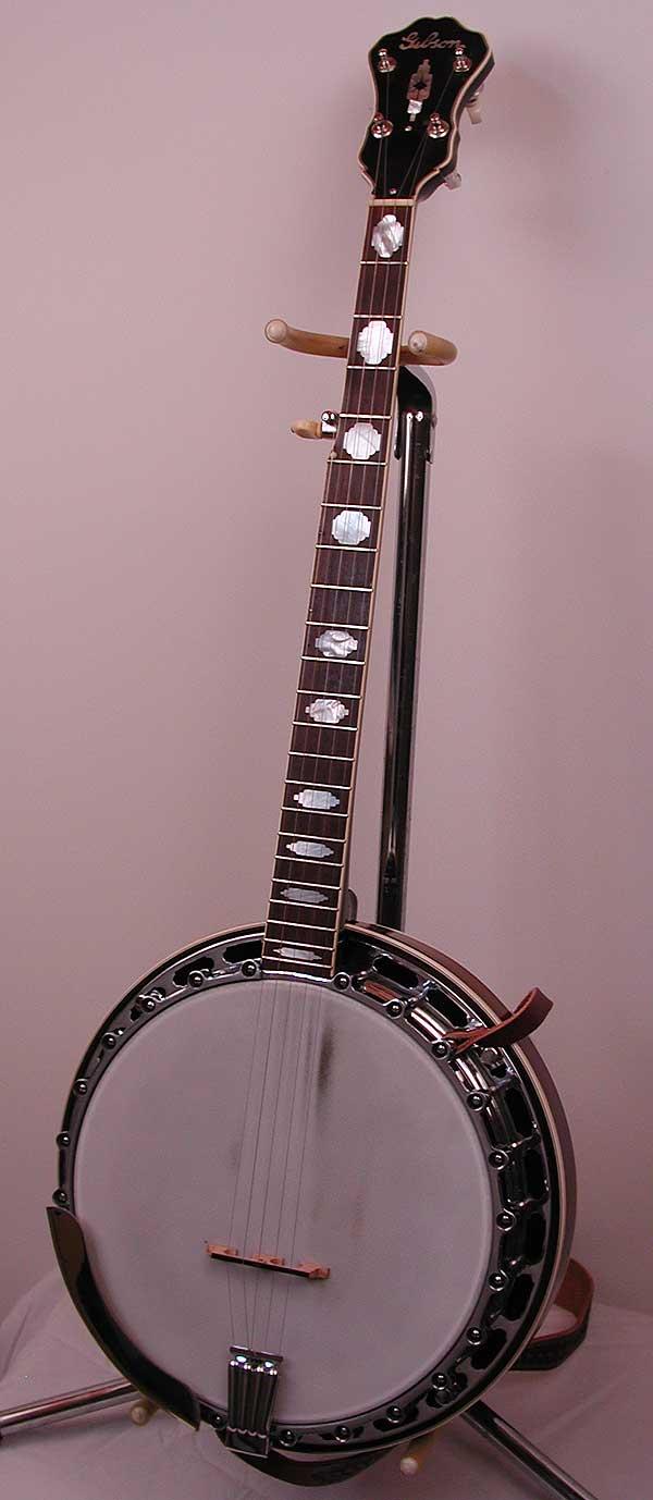 Tom's Banjos : banjo